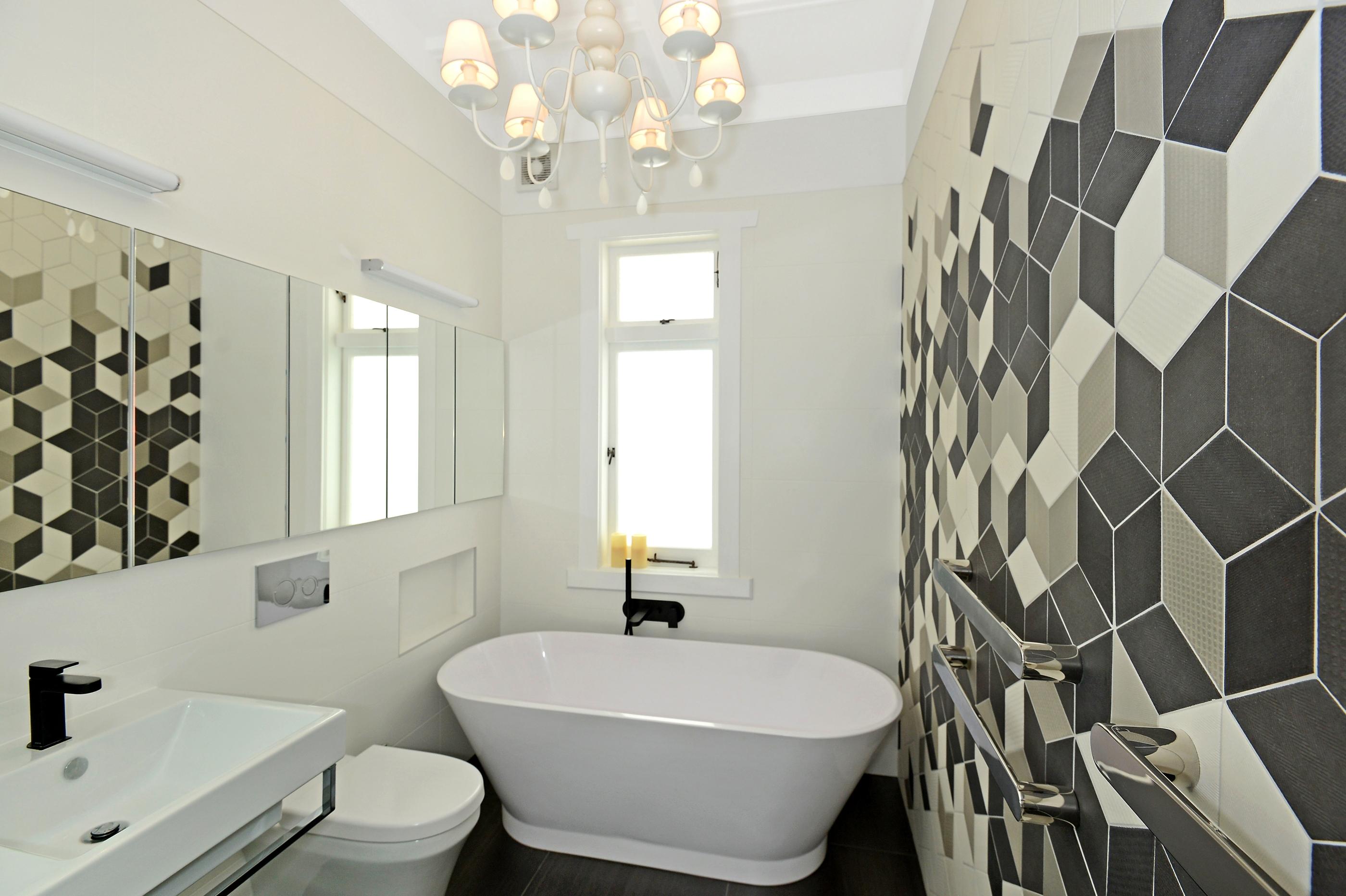 Bathroom tiles dunedin nz welcome landreth luxury sea girt home bathroom tiles dunedin nz european ceramics design gallery dailygadgetfo Images