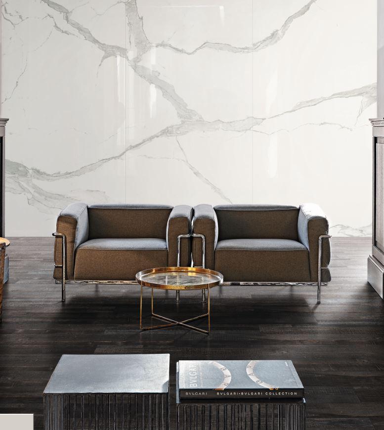 Large Paneled Thin Porcelain Tiles | European Ceramics